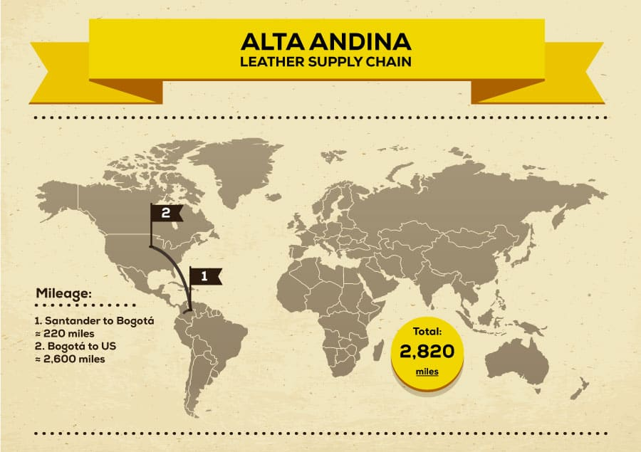 The Environmental Impact of Alta Andina Leather Products